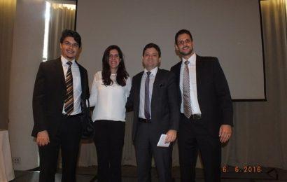 Encontro com gestores municipais no Sheraton Bahia Hotel