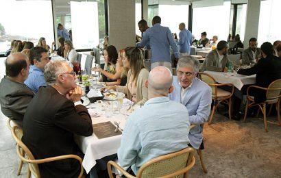 Almoço em comemoração aos 40 anos da APMS – Fotos: Edson Ruiz