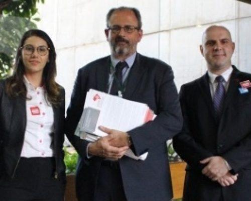 ANPM intensifica agenda em Brasília pela valorização da carreira