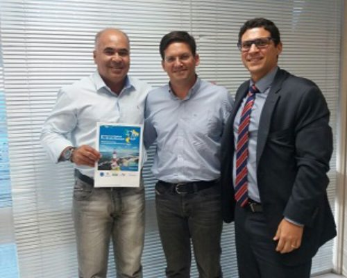 Presidente da APMS consegue apoio da prefeitura de Salvador para o Congresso Regional