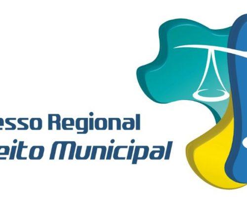 Certificados do Congresso Regional de Direito Municipal estão disponíveis no site do evento