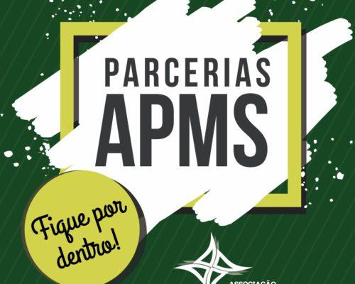 APMS está com novas parcerias em prol dos associados