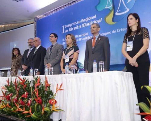 Começa o I Congresso Regional de Direito Municipal