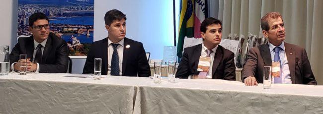 Presidente da APMS faz palestra sobre compliance na advocacia pública em fórum do Sudeste