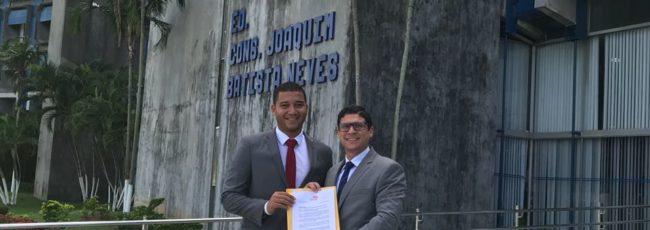 Associações de Salvador e Camaçari protocolam pedido da ANPM ao TCM