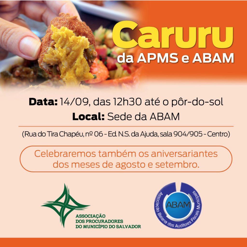 Card Caruru APMS
