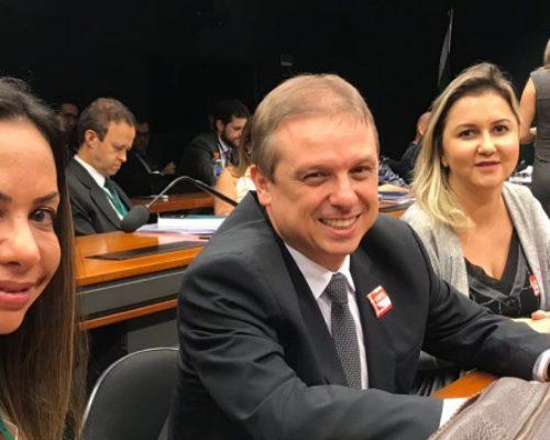 Trabalhos legislativos em Brasília junto à ANPM