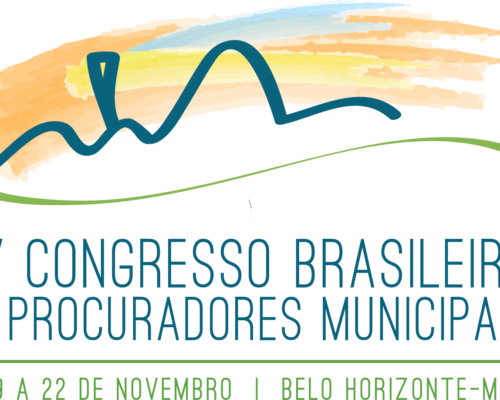 Presidente da APMS será palestrante no XV Congresso Brasileiro de Procuradores Municipais