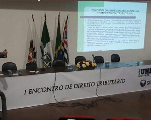 Encontro de Direito Tributário em Osasco conta com participação da APMS