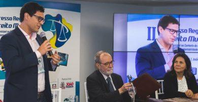 II Congresso Regional de Direito Municipal discute autonomia no contexto da Reforma Tributária