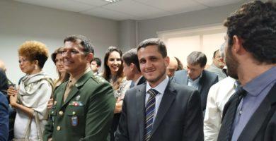 APMS participa de solenidade de entrega de requalificação da sede do MPT-BA