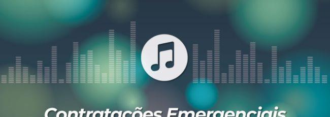 """""""Contratações emergenciais"""" inaugura série de podcast sobre a pandemia"""