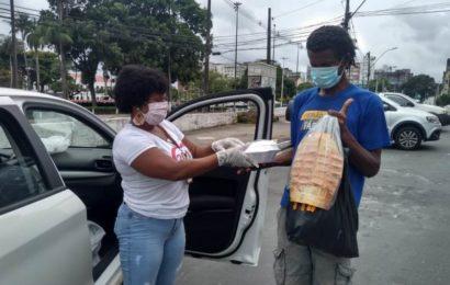 Campanha solidária – em tempos de pandemia