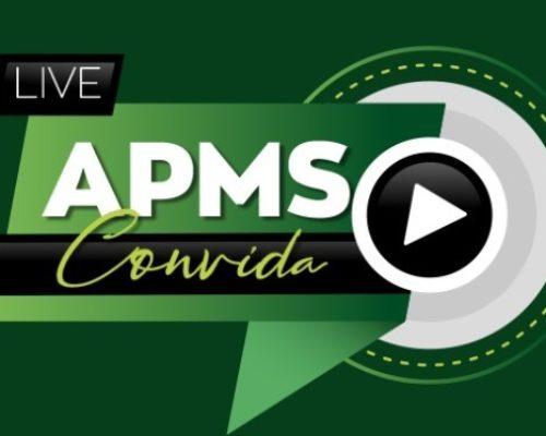 """Live """"Os desafios da mulher na contemporaneidade: quando o (in)visível se faz ver"""" encerra Mês da Mulher na APMS"""