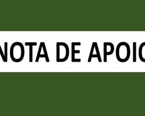 Nota de apoio aos procuradores concursados de Vitória da Conquista e à APROMVC