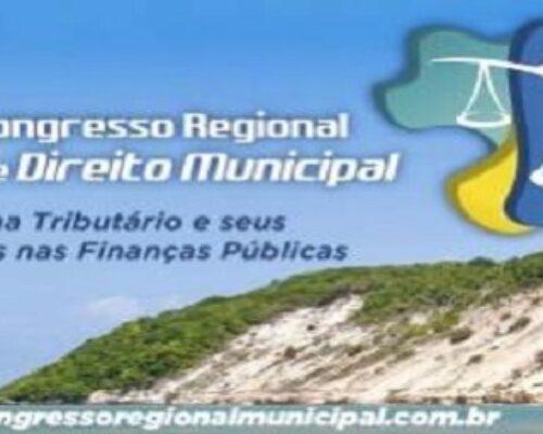 APMS apoia III Congresso Regional de Direito Municipal
