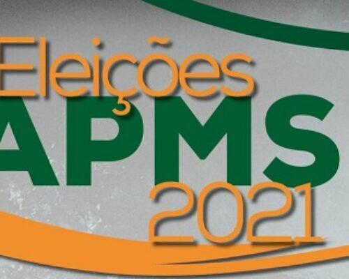 """Chapa """"Mãos Dadas"""" é eleita para diretoria da APMS no biênio 2021/2023"""